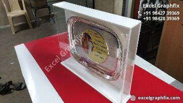 Acrylic Award boxes manufacturer in erode, tamilnadu